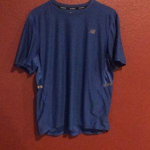 new balance drifit shirt